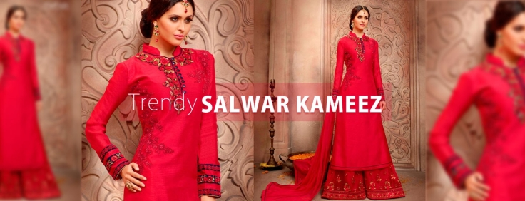 At fashionothon Salwar Kameez Suits with diffrent style